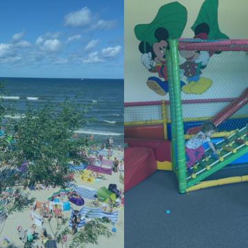 O tym, jak udało nam się odpocząć na wakacjach z dwulatką – pierwszy tydzień