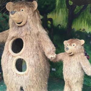 A jednak spotkaliśmy niedźwiedzia. Nawet dwa.