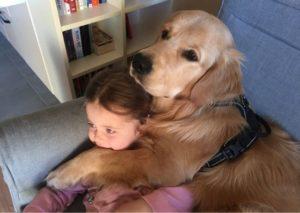 Wychowanie dziecka z psem