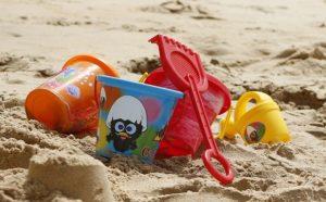 Zabawy z dzieckiem na wakacje